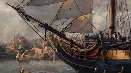 Byzantine Shores