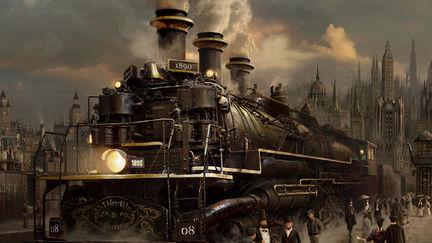 Railroad Iron