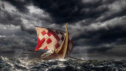 Maritim Musueum Sydney: Viking Exibition