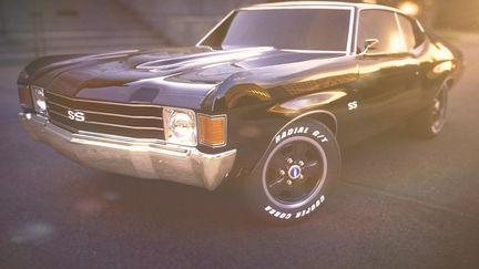 1972 Chevelle Super Sport
