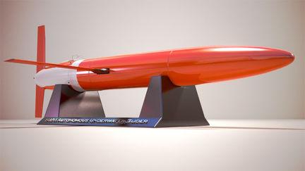 Autonomous Underwater Glider Model 1