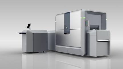 Océ CS10000 digital printer