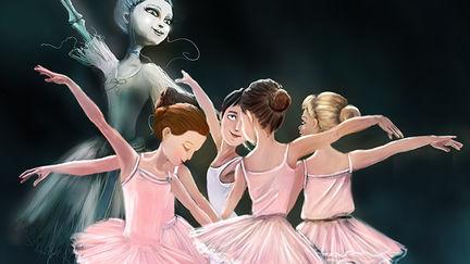 Danseuse du Mont Chauve