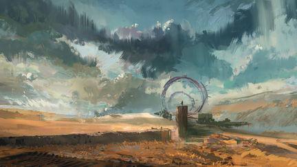 Desert Gates