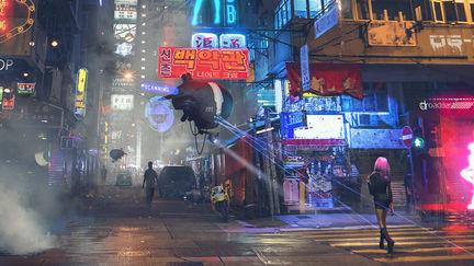 Hong Kong Street Patrol