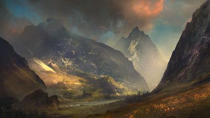 Valley_Sunset