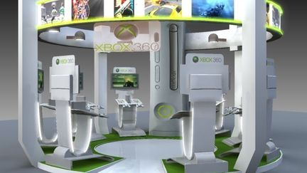 Xbox360 expo display suggestion