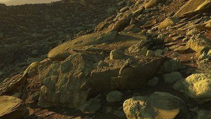 Ochre Rocks