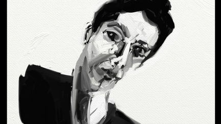 Speed sketches from photo. Done in  ArtRage