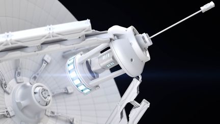 Sci-Fi Antenna