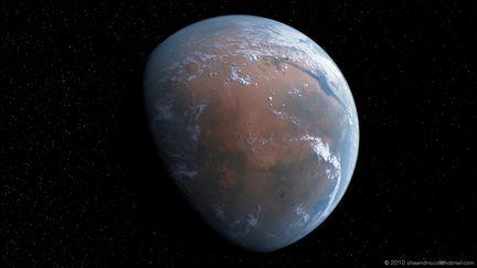 New Mars