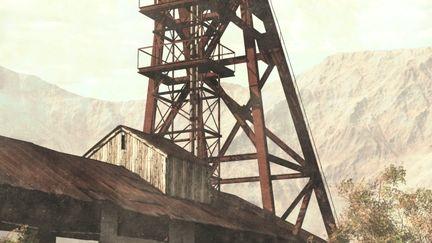 Old Mine Elevator 9