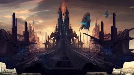 evil city