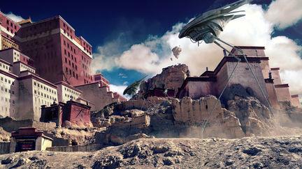 Hit Tibet