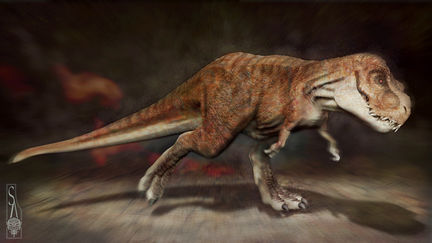 T-Rex step
