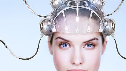 Science research Helmet