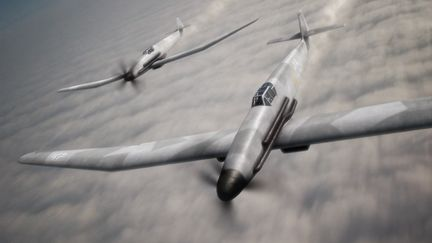 Secret Weapons Of The Luftwaffe - Part 4