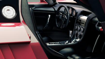 Saleen S7 Interior (Game Res)