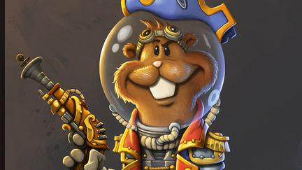 Captain FrogHamster