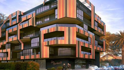 Apartments Arch Viz