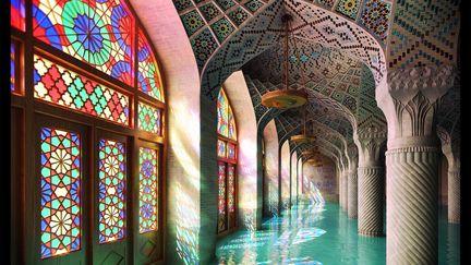 Nasir al molk mosque (beta version )
