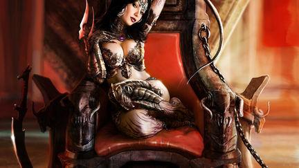 Throne of Dragu.
