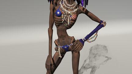 Famine Model