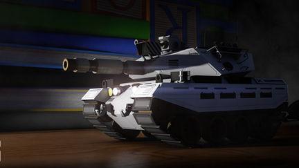 Table Top Tanks