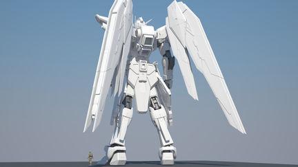 HCR # 39 ZGMF-X10A Freedom Gundam