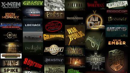 3D Logo Design Compilation 1
