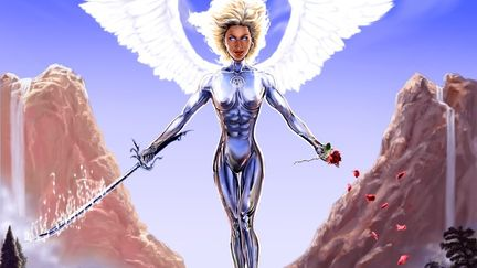 Angel of the Divine Wind