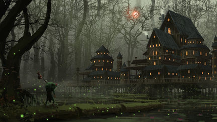 Home is Where the Swamp is