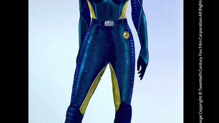 X-Men: First Class Costume 02