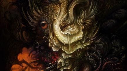 Blossom of evil