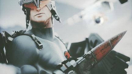 Hawkman redesign