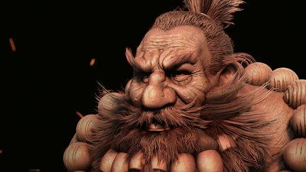 Dwarf Bust !!