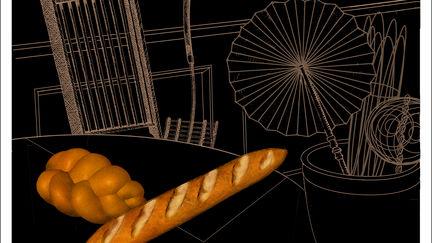 The Bread Wars:  In the Dark Kitchen