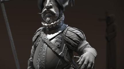 Conquistador Don Juan Carlos Maria Ignacio d'Perdigo