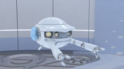 robot renault