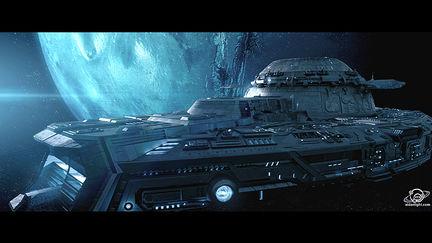 Spaceship-CN62