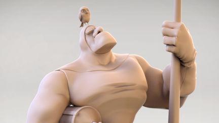 Sir Gregon 3D