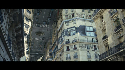 Inception Paris Street