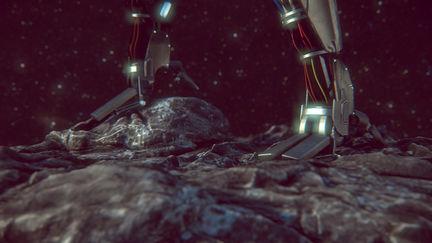ESA soldier (Feet)