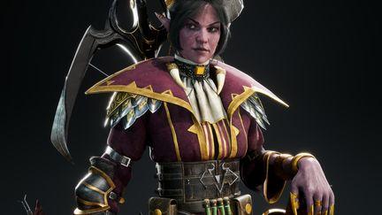 Big Game Huntress