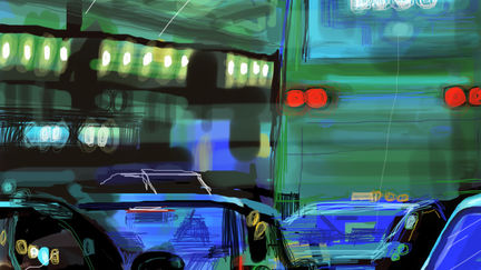 Cars Iphone paint