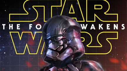 STAR WARS VII  Captain Phasma