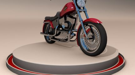 Harley Motorcicle