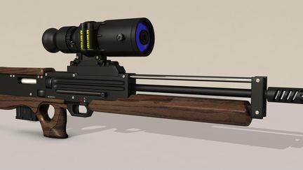 W2000 Sniper Rifle