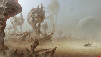 Desert Exploration