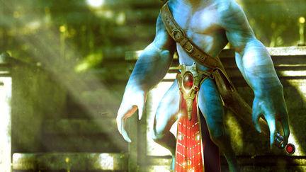 Ebel The Warden Druid